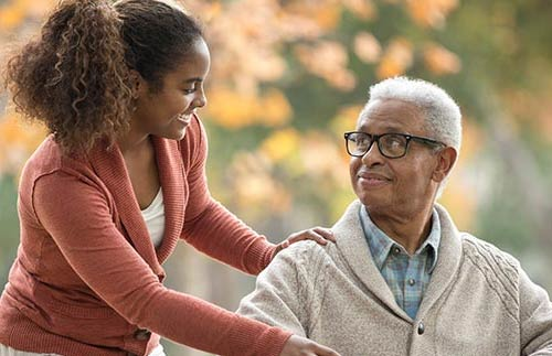 Alzheimer and Dementia Care by First Place Home Care in Bridgeport
