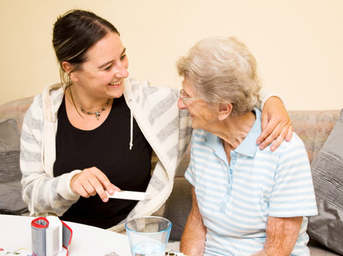 First Place Home Care are Expert In-Home Care serving Bridgeport, Stratford, New Haven and surrounding areas.