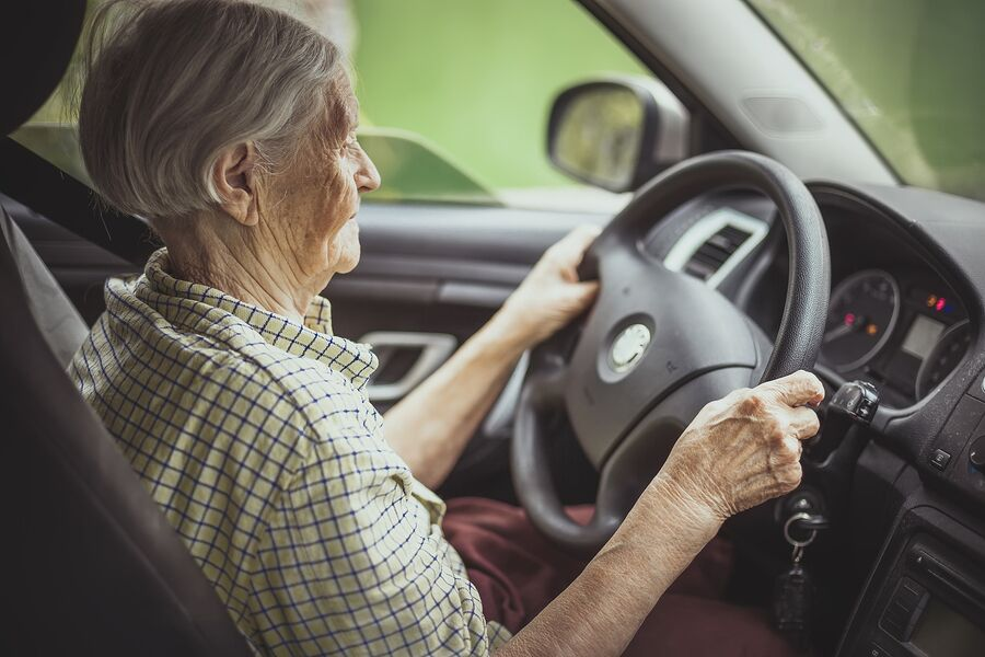 Elderly Care Wilton CT - Need to Talk about Driving?