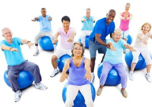 Home Care Milford CT - Why Is Exercise Important for Your Senior if She Has Dementia?