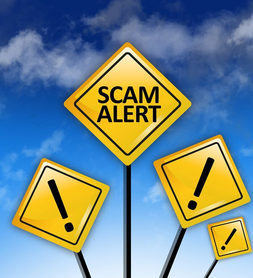 In-Home Care Stamford CT- Make Sure Your Elderly Parent is Aware of Potential Scams